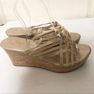 Koolaburra by ugg. Tan color sandals. Size 8